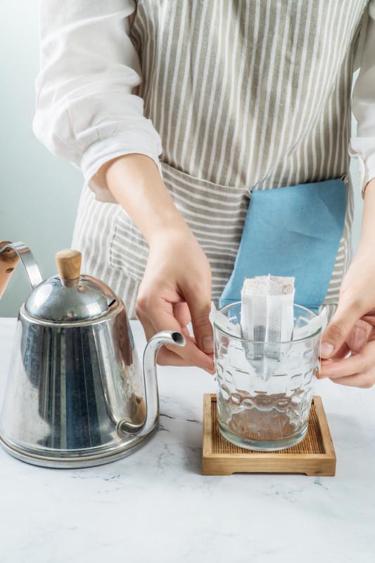 Cà phê Phin giấy 7